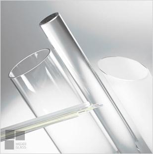 rurki szklane, szkło, oświetleniowe, wodowskazowe, wskaźniki przepływu, w elektronice, izolatory szklane